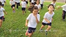 Un petit clin d'oeil du lycée français de San Salvador pour souhaiter à l'AEFE un bon anniversaire