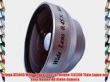 Brinno ATLO45 Wide Angle Lens for Brinno TLC200 Time Lapse and Stop Motion HD Video Camera