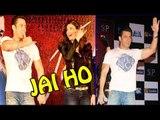 "Salman Khan Meet Fans For Promoting Film ""JAI HO"""