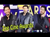 Shahrukh Khan Announcement Zee Cine Awards 2014