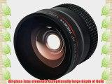 Precision Design 0.25x Super AF Fisheye Lens for Canon EOS 6D 7D 70D 5D Mark II III Rebel T3