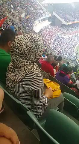 Mashallah She Was Reading Quran To Win For Team Pakistan Pak Vs IR