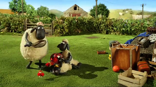 Shaun the Sheep Season 02 Episode 48 – Bagpipe Buddy – Watch Shaun the Sheep Season 02 Episode 48 – Bagpipe Buddy online in high quality