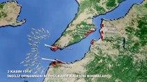 Çanakkale Günlükleri Bölüm 04: İlk Bombardıman-Seddülbahir Kalesi