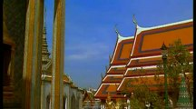 Bangkok et les rivières de Thailande