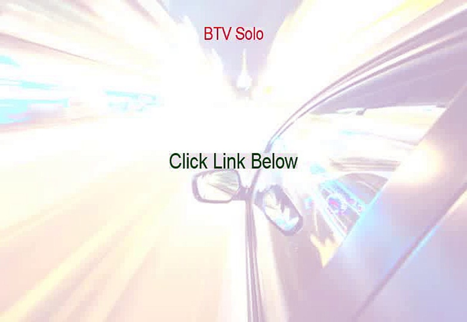 download btv solo full crack