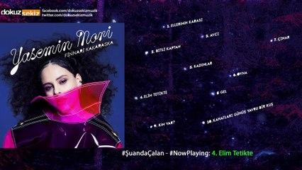 Yasemin Mori - Elim Tetikte (Official Audio)