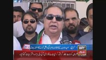NA-246 Imran Ismail Says He Will invite Imran Khan For A Rally At Jinnah Ground Karachi 18 March 2015