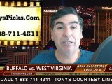 West Virginia Mountaineers vs. Buffalo Bulls Free Pick Prediction NCAA Tournament College Basketball Odds Preview 3-20-2015