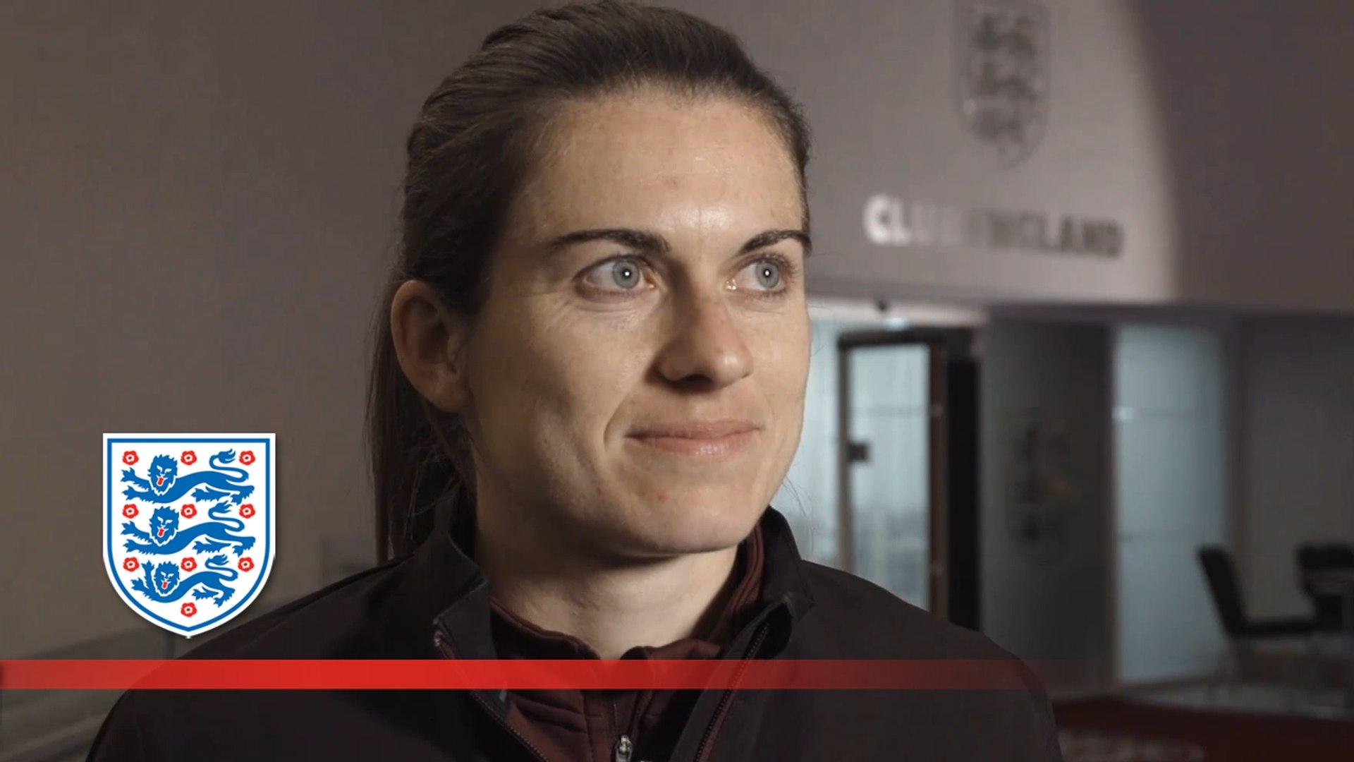 Karen Carney on playing attacking football | FATV Meets