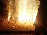 firework of baraat