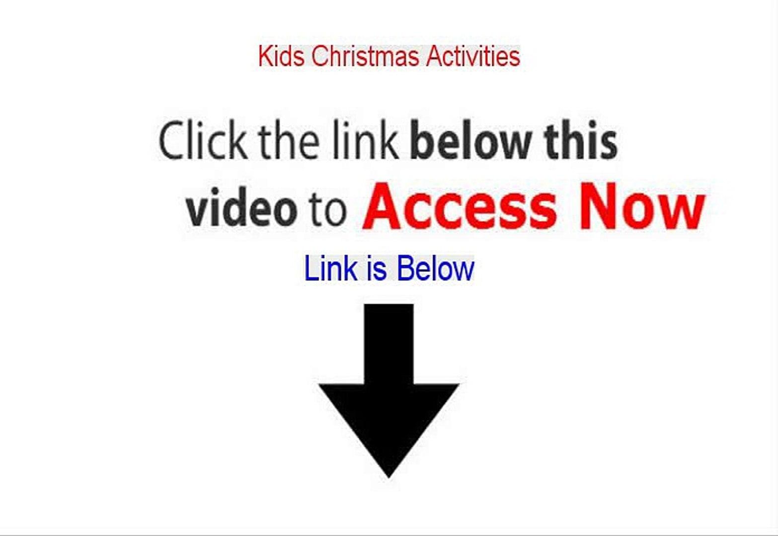 Kids Christmas Activities Reviewed - Kids Christmas Activitieskids christmas activities