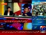 GEO Capital Talk Hamid Mir with MQM Barriter Muhammad Ali Saif (18 March 2015)