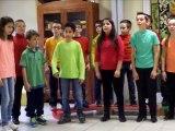 [Ecole en choeur]-Académie de TOULOUSE- Ecole élémentaire ALBERTARIE (Graulhet, Tarn)- Chorale CM1