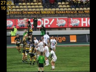 Rugby Pro D2 Albi Colomiers