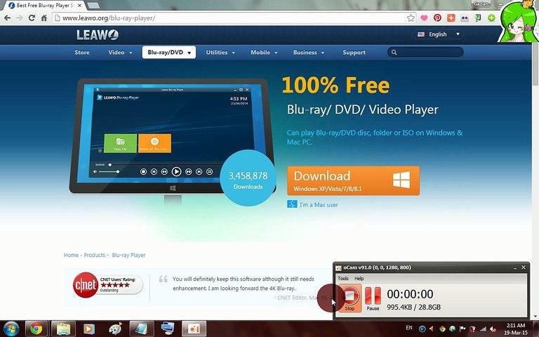 dvd media player free download xp