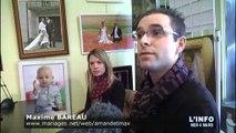 Mariage d'Amandine et Maxime : Les prestataires sponsorisent