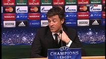 Luis Enrique says Barça could have scored many more