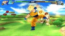 Dragon Ball Z Budokai Tenkaichi 3 GOKU SSJ VS FREEZA #2