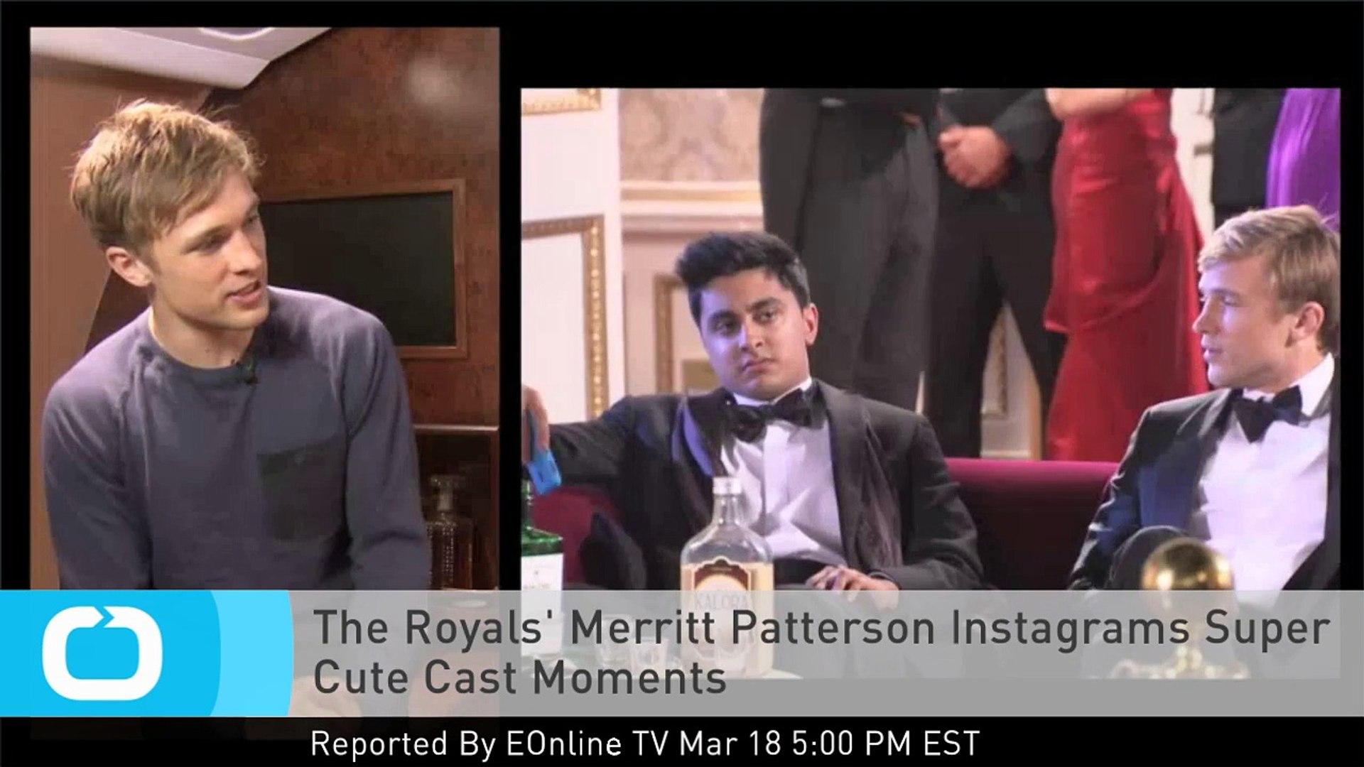 Merritt patterson the royals
