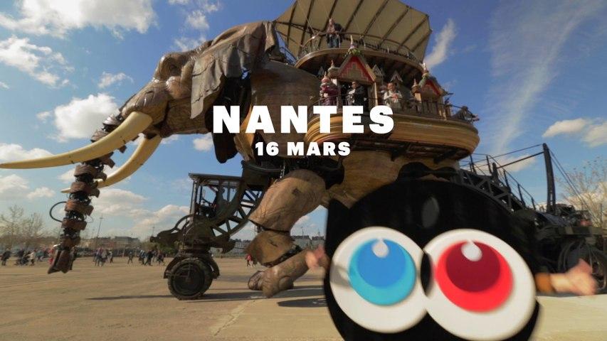 Ulule Tour#2 - NANTES, KM 386 : Premières rencontres