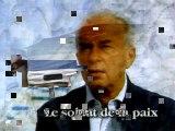 Yitzhak Rabin, le soldat de la paix