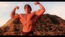Arnold Schwarzenegger Bodybuilding Training   No Pain No Gain