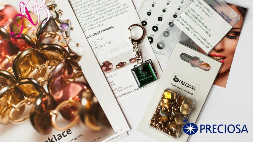 Omaggi Preciosa Ornela  - Nuovissime perline Ripple