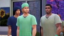 Les Sims 4 : Au Travail - Les docteurs font la fête (VF)