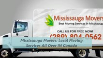Mississauga Movers: Local Moving Services Company