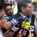 Universitario de Deportes: Luis Fernando Suárez llegó a Lima para ser el nuevo DT