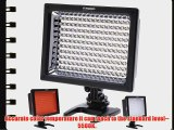 YONGNUO YN-160S 160 LED Camera Video Light With remote For Canon  Nikon  samsung  Olympus