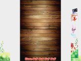 Photography Weathered Faux Wood Floor Drop Background Mat CF1422 Rubber Backing 4'x8' High