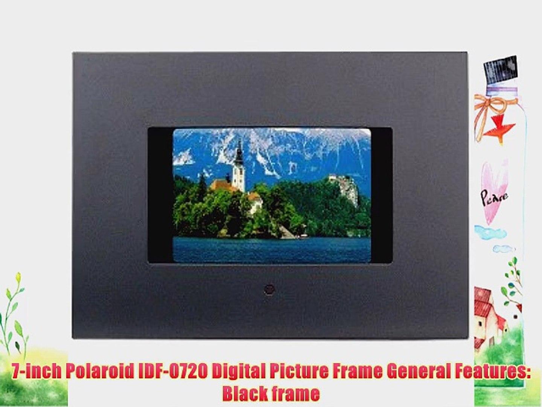 Polaroid 7-Inch Digital Frame