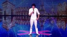 Arthur - France's Got Talent 2014 audition - Week 3   italias Got Talent