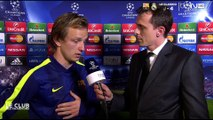 "Ivan Rakitić au micro de beIN SPORTS : ""Arriver le plus loin possible"""