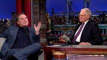 Norm Macdonald Meets Bob Uecker's Dirty Mouth - David Letterman