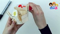 How to Make Easter Paper Box - Kids Craft