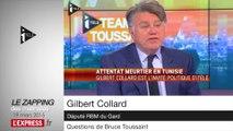 "Alain Marsaud: ""C'est arrivé à Tunis comme ça arrivera ailleurs."""