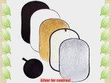 Fancierstudio 40x60-Inch 5 in 1 Reflector Multi Disc Light Reflector Portable Lightweight in