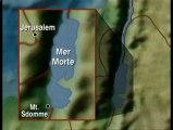 Israël: les origines de la Mer morte