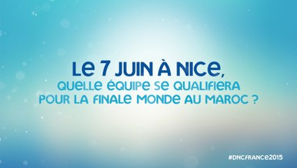 Danone Nations Cup France 2015 : Teaser