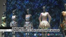 Le couturier Alexander McQueen, roi de Londres