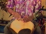 Initiation au djembé 2/2 - De solides bases pour les amateurs de percussions africaines.