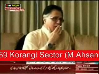 Hassan Nisar Blasts Those Who Say Altaf Hussain Is A Killer and Extortionist