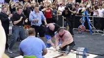 Eddie Hall - 462 KG _ 1018.5 Pounds - World Record Dead Lift @ Arnolds Australia - 2015.03.14
