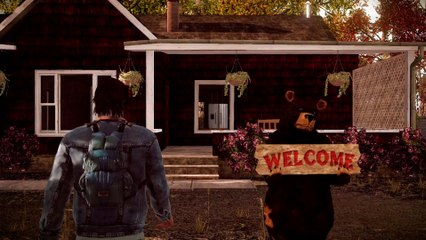 State of Decay - Debut trailer de
