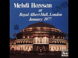 Zindagi Mein To Sabhi Pyar Kiya Karte Hain -- Mehdi Hassan Live Concert