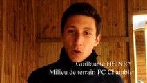 Dernier entraînement du FC Chambly avant Colomiers