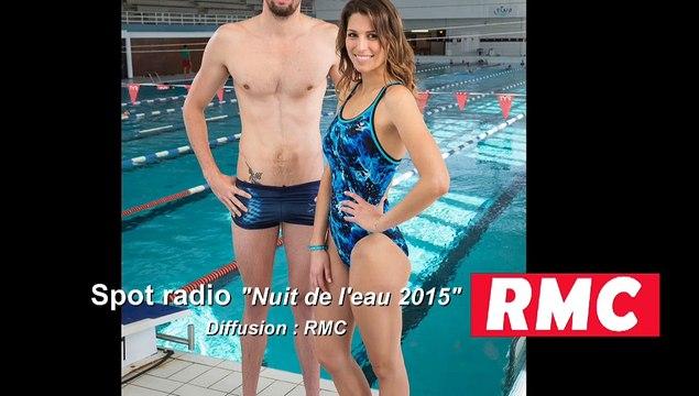 """Spot RADIO """"Nuit de l'eau"""" pour RMC"""